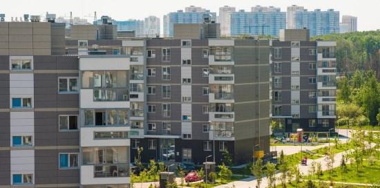 ЖК «Ромашково» в Одинцовском районе