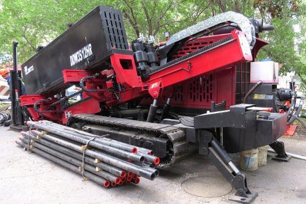 Новая буровая машина в Хабаровске будет работать быстрее и «без раскопок»