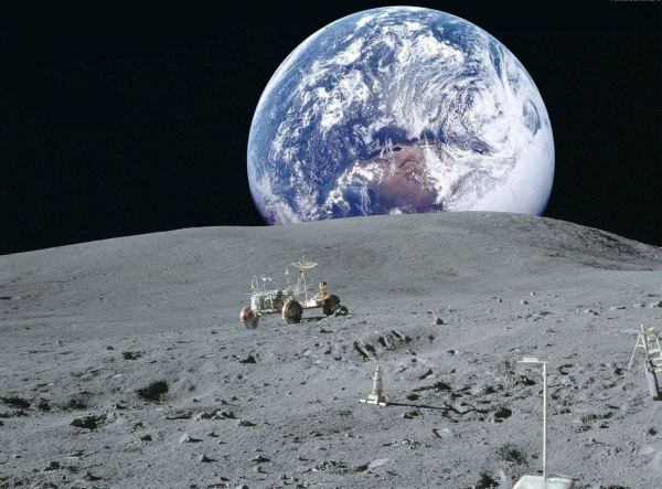 Инженеры заинтригованы возможностью бурения горизонтальных скважин на Луне