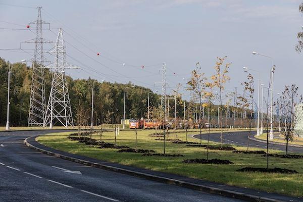 Кабельные линии под трассой между Калужским и Киевским шоссе проложат с помощью ГНБ